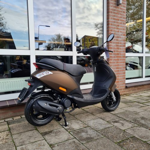 Piaggio Zip SP Marrakech Brown ( Mat bruin )