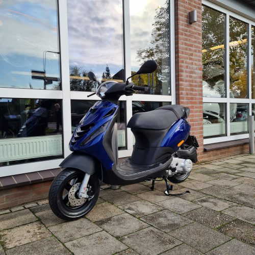Piaggio Zip SP Special Edition LED Rising Blue  ( VW R20 )